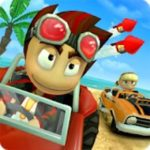 Beach Buggy Racing MOD much money 1.2.21 for android