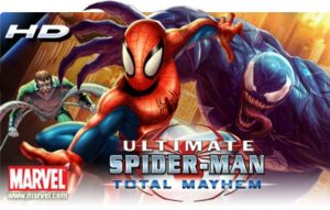 Spider-Man Total Mayhem HD Apk DATA latest version for