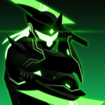 Overdrive Ninja Shadow (MOD, Unlimited Gems) 1.8.2 for android