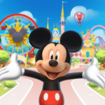 Disney Magic Kingdoms (MOD, Unlimited Gems) 5.8.3a for android