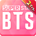 SuperStar BTS (MOD, Unlimited Diamonds) 1.9.1 for android