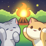 Cat Forest – Healing Camp APK MOD Unlimited Money 2.7 for android
