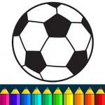 Football coloring book game APK (MOD, Unlimited Money) 16.4.2  for android