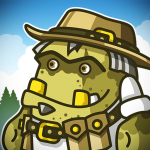 Griblers: offline RPG / strategy game APK (MOD, Unlimited Money) 3.57  for android