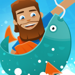 Hooked Inc Fisher Tycoon APK MOD Unlimited Money 2.10.2 for android