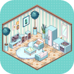 Kawaii Home Design – Decor & Fashion Game APK (MOD, Unlimited Money) 0.6.2 for android