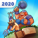 King Of Defense Battle Frontier Merge TD APK MOD Unlimited Money 1.3.68 for android