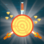 Knife Hitting : Throw Knife Hit Target APK (MOD, Unlimited Money) 1.7.5 for android
