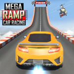 Mega Ramp Car Stunts Racing : Impossible Tracks 3D APK (MOD, Unlimited Money) 2.1.7 for android