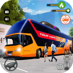 Tourist Coach Highway Driving APK (MOD, Unlimited Money) 1.0.4 for android
