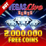Vegas Live Slots Free Casino Slot Machine Games APK MOD Unlimited Money 1.2.18 for android