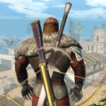 BARBARIAN OLD SCHOOL ACTION RPG APK MOD Unlimited Money 0.9.0 for android