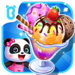 Baby Pandas Ice Cream Shop APK MOD Unlimited Money 8.43.00.02 for android