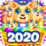 Bubble Shooter APK MOD Unlimited Money 1.10.25 for android