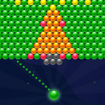 Bubble Shooter Magic Snail APK MOD Unlimited Money 1.2.14 for android