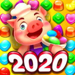 Candy Blast Mania – Match 3 Puzzle Game APK MOD Unlimited Money 1.2.3 for android