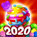 Candy Smash – 2020 Match 3 Puzzle Free Game APK (MOD, Unlimited Money) 1.4.9 for android