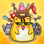 CatnRobot Idle Defense – Cute Castle TD PVP APK MOD Unlimited Money 2.6.1 for android