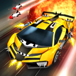 Chaos Road Combat Racing APK MOD Unlimited Money 1.2.9 for android