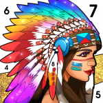 Color by Number – Happy Paint Free Coloring Game APK MOD Unlimited Money 2.0.4 for android