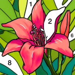 Coloring Book – Color by Number Paint by Number APK MOD Unlimited Money 1.5.5 for android