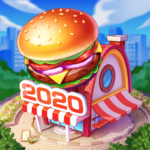 Cooking Frenzy Madness Crazy Chef Cooking Games APK MOD Unlimited Money 1.0.21 for android
