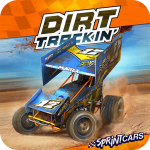 Dirt Trackin Sprint Cars APK MOD Unlimited Money 3.0.7 for android
