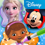 Disney Coloring World APK (MOD, Unlimited Money) 7.0.0 for android