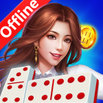 Domino Offline ZIK GAME APK MOD Unlimited Money 1.1.8 for android
