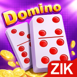 Domino QiuQiu KiuKiu QQ 99 Gaple Free Online 2020 APK MOD Unlimited Money 1.5.7 for android