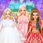 Fashion Wedding Dress Up Designer Girls Games APK MOD Unlimited Money 0.6 for android