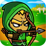 Five Heroes The Kings War APK MOD Unlimited Money 2.8.3 for android