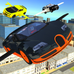 Flying Car Transport Simulator APK (MOD, Unlimited Money) 1.24 for android