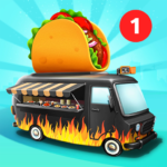 Food Truck Chef Cooking Games Delicious Diner APK MOD Unlimited Money 1.8.3 for android