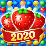 Fruit Genies – Match 3 Puzzle Games Offline APK MOD Unlimited Money 1.8.1 for android