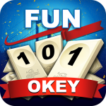 Fun 101 Okey APK MOD Unlimited Money 1.8.298.338 for android