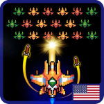 Galaxiga – Classic 80s Arcade APK (MOD, Unlimited Money) 15.8 for android