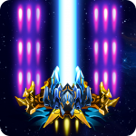 Galaxy Shooter 2020 –  Galaxy Attack Adventure APK (MOD, Unlimited Money) 1.9.2 for android