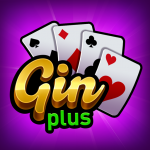 Gin Rummy Plus APK MOD Unlimited Money 6.4.1 for android