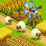 Golden Farm Idle Farming Adventure Game APK MOD Unlimited Money 1.37.46 for android