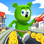 Gummy Bear Running – Endless Runner 2020 APK MOD Unlimited Money 1.1.3 for android