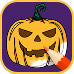 Halloween Coloring Books 2020 APK (MOD, Unlimited Money) 2.1.1 for android