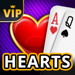 Hearts Offline – Single Player Card Game APK (MOD, Unlimited Money) 2.2.22 for android