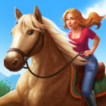 Horse Riding Tales – Ride With Friends APK MOD Unlimited Money 620 for android