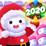 Ice Crush 2020 -A Jewels Puzzle Matching Adventure APK MOD Unlimited Money 3.0.6 for android