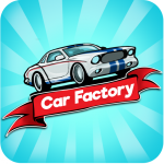 Idle Car Factory Car Builder Tycoon Games 2020 APK MOD Unlimited Money 12.6.1 for android