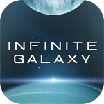 Infinite Galaxy – Empire starcraft sci fi mmo APK MOD Unlimited Money 0.1.8 for android