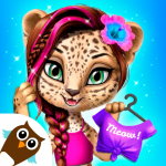 Jungle Animal Hair Salon 2 – Tropical Beauty Salon APK MOD Unlimited Money 5.0.16 for android