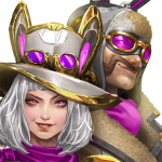 Legendary Game of Heroes Match-3 RPG Puzzle Quest APK MOD Unlimited Money 3.6.10 for android