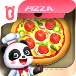 Little Panda's Space Kitchen – Kids Cooking APK (MOD, Unlimited Money) 9.55.00.00  android